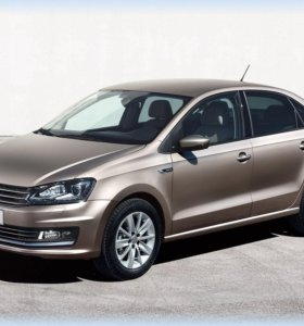 Автозапчасти Volkswagen Polo Sedan