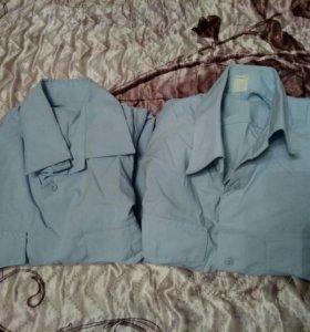 Рубашка МВД, дл/р