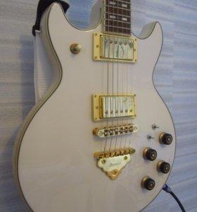 Электрогитара ibanez AR220-IV ivory