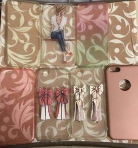 Б/у чехлы для iPhone 6/6s