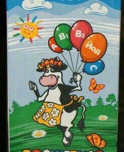 Молоко детское 3.2%.упаковка 27шт