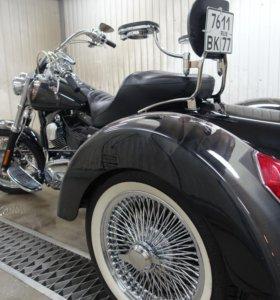 Мотоцикл Harley-Davidson fxdf dynafatbo