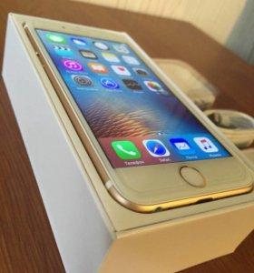 Айфон 6,64 Золотой