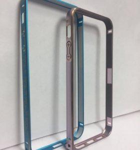 Бампера iPhone 5/5S/SE
