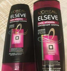L'Oréal шампунь и и бальзам