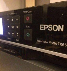 Принтер (МФУ) Epson