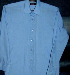 Рубашка школьная, рост 134-142