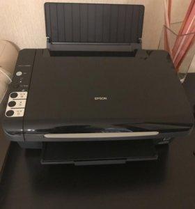 Сканер/принтер/копир