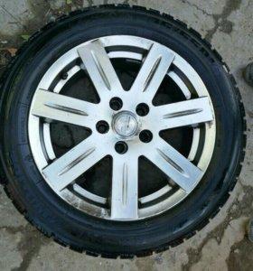 Зимние шины 205/55 R16