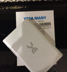 Wifi роутер Yota