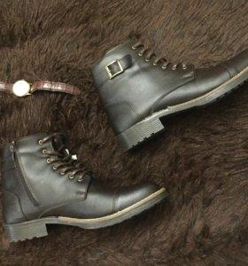 Обувь-Ботинки Pizatti