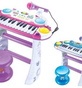 Пианино новое