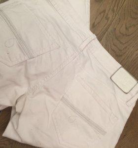 Белые джинсы манго 6ка (42-44)
