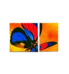 Модульная картина маслом на холсте Арт.087