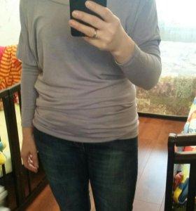 Новая блузка для беременных. Можно и не беременным