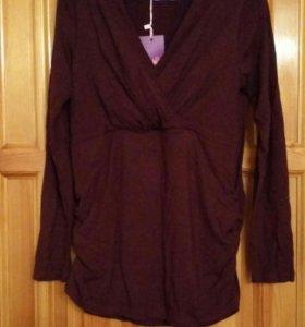 Блуза для беременных и для кормления