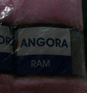 Пряжа ANGORA RAM