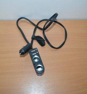 Удлинитель прикуривателя с USB 5V
