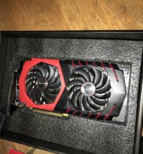 MSI GeForce GTX 1060 Gaming X 6144mb