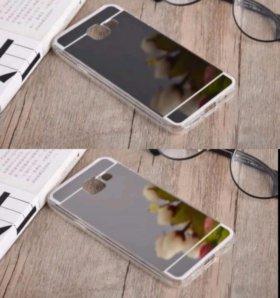 Зеркальный чехол для Samsung A510 Galaxy A5 (2016)