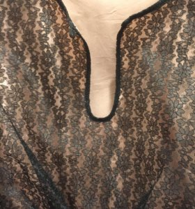 Новая Гипюровая Блуза