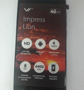 Vertex impress Lion