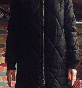 Дутое пальто PULL& BEAR