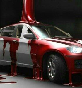 Покраска, полировка авто