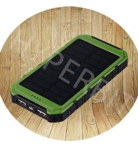 """Внешний АКБ """"Solar Charger"""" Li-Pol 8000 mAh"""