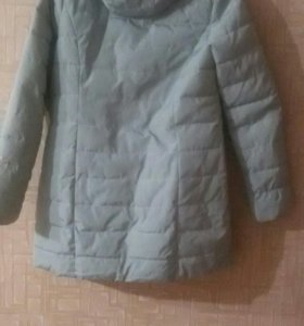 Куртка осень-весна 50размер