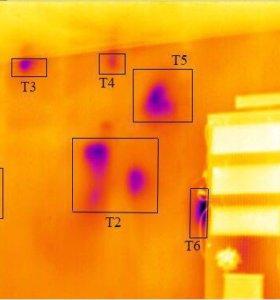 Обследование тепловизором