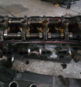 Головка блока цилиндров Nissan Sunny, GA15DS