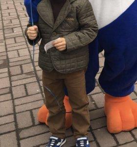 Продам детские куртки в хорошем состоянии,рост 100