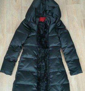 Пуховик (зимняя куртка) moncler, 100 оригинал
