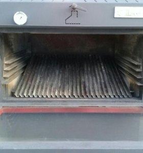 Передвижная угольная печь Movilfrit BR130