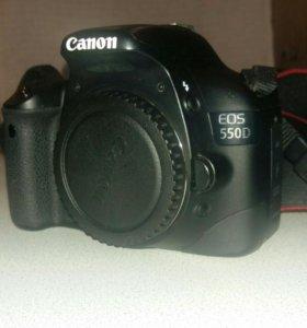 Камера Canon 550D цена до 20.11.2017 14:00