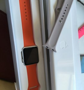 Apple Watch 1 sport 42 мм.