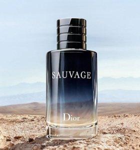 Christian Dior Sauvage (Диор Саваж) мужской аромат
