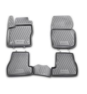 Салонные коврики Ford Focus 3