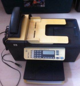 МФЦ Принтер HP Officejet J5520