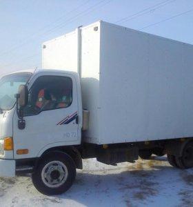 Переезды, грузчики, грузовое такси 3 т 20 куб