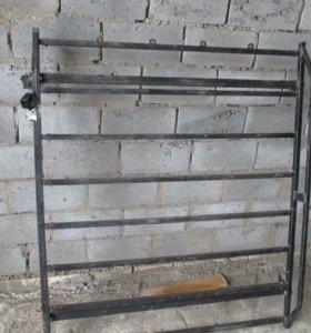 Продам багажник на крышу железный для Нивы