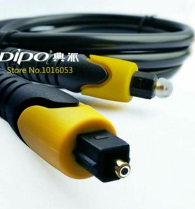 Оптический аудио кабель