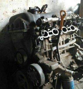 Мотор киа сид 1.4