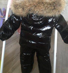Зимний костюм Монклер. Новый