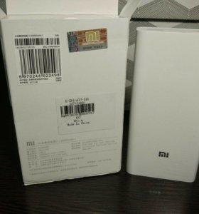 Портативный аккумулятор Xiaomi Powerbank 2 20000