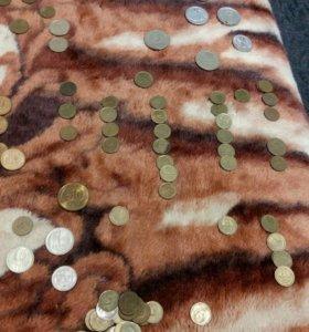 Монеты и жетоны метро
