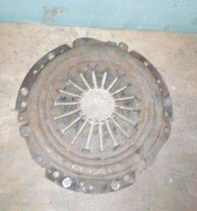 Корзина и диск сцепления на ВАЗ Лада