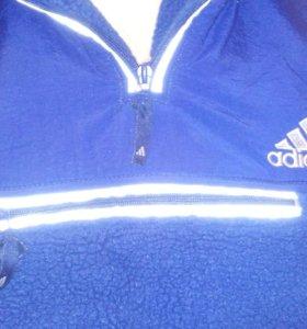 Толстовка-куртка adidas 48-50