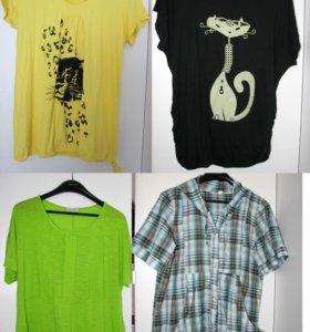 Кофты/футболки/брюки/платья/болеро/рубашка